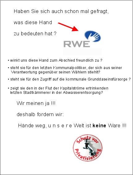 Rwe Hand