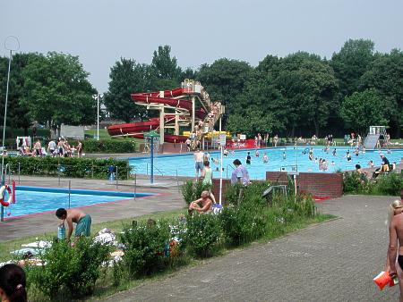 Freibad stadion for Schwimmbad mulheim an der ruhr