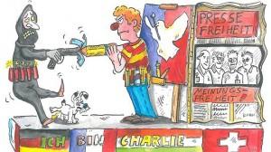 Charlie Hebdo-Karneval