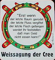 WeissagungCree