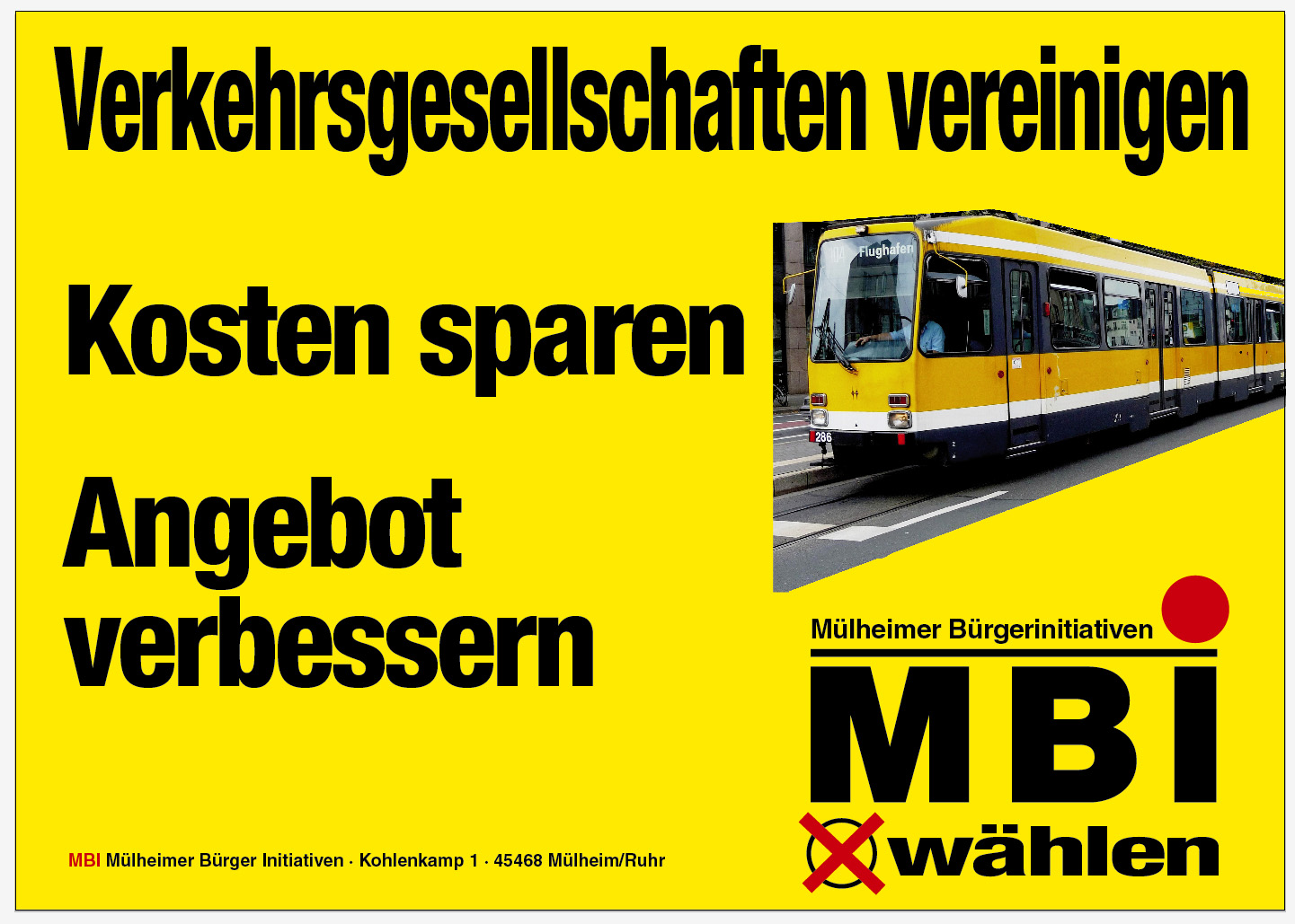 Mülheim und mögliche Diesel-fahrverbote: Fluch oder Segen?
