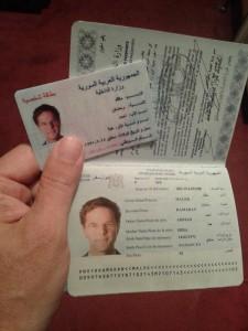 Syrien-Pass