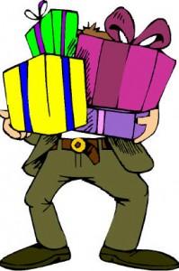 Geschenkonkel