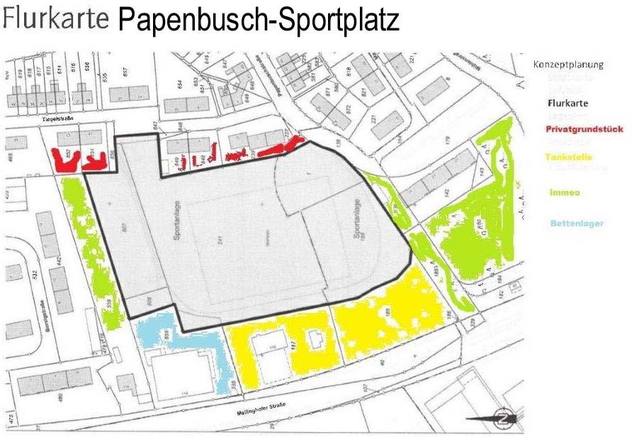 MBI-Antrag erfolgreich: Kein Flüchtlingsdorf am Papenbusch