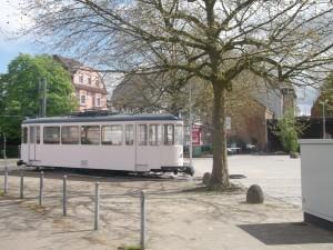 Depot Speldorf-StraBa-Waggon