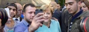 Merkel-Selfie