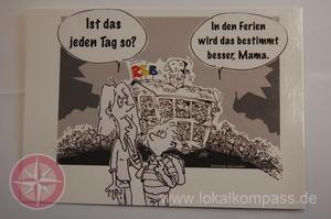 Postkarte RS Broich