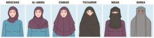 Muslima-Trachten