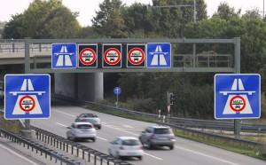 PKW Maut auf deutschen Autobahnen