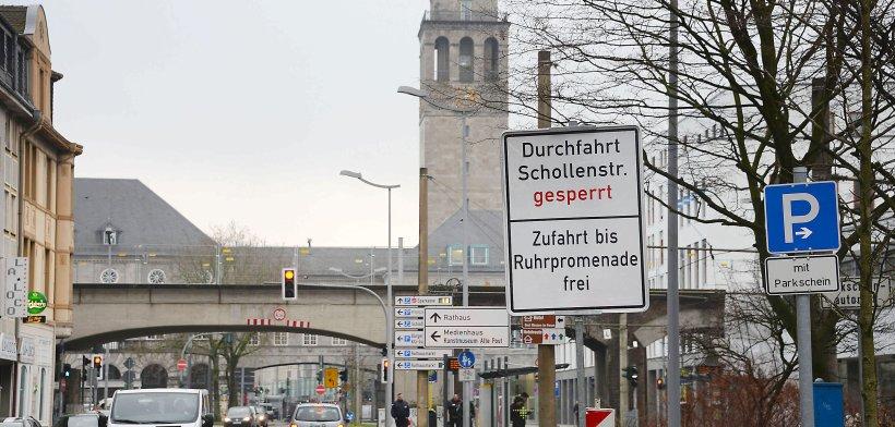 """Mülheimer Verkehrsplanung """"alternativlos""""? Von wegen!"""