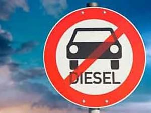 Diesel-Verbot