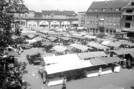 Rathausmarkt frueher